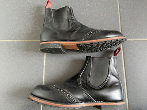 """""""RED WING 9164"""" Brogue Chelsea Boots, sehr, sehr selten, Gr. EU 43"""