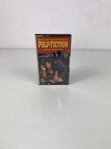 Pulp Fiction: OST Film Soundtrack Cassette Tape (MCA, 1994)