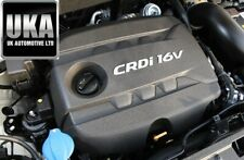 2012 KIA SOUL MK1 1.6 CRDI 1585CC DIESEL ENGINE COMPLETE CODE: D4FB