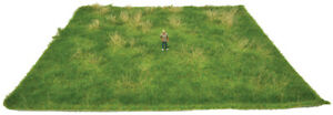 Walthers SceneMaster Tear & Plant Grass Mat Scenery Material - Spring Meadow
