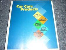 1994 1995 FORD DEALER CAR CARE PRODUCTS DEALER ALBUM