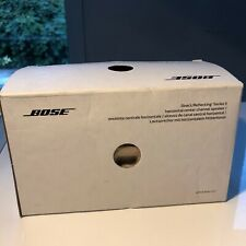 CENTER Bose Direct Reflecting Cube Series II Speaker (White) Soundtouch- NEW
