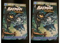 Batman The Caped Crusader #1 100 Page Giant Target Exclusive NM UNREAD: LOT OF 2
