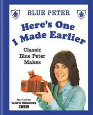 Vintage BBC Blue Peter Kids Art Craft Project Book