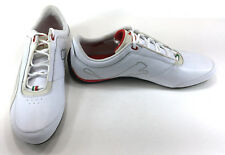 Puma Shoes Drift Cat 4 IV SF Carbon White/Black/Red Sneakers Size 11