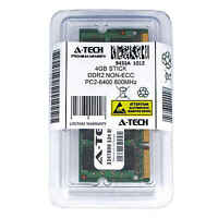 Atech 4GB SoDimm PC2-6400 6400 DDR2 DDR-2 800mhz 800 Laptop 200-pin Memory RAM