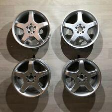 4x Mercedes CL C215 Styling 3 AMG Alufelgen 8x19 ET50 5x112 A2204014502 V220