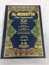 Al Muwatta Imam Malik Bin Anas 2 Vol Set Best Seller