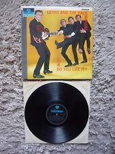 Gerry And The Pacemakers How Do You Like It ? UK Columbia Mono 1963 Vinyl LP