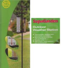 SupaGarden Sgs235 Garden Outdoor Weather Station