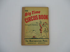 Amateur Circus Organizing Staging Clown Acrobats Animals Vintage 1939