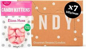 CANDY KITTENS | Eton Mess Sharing Bag 145g (7pack) | Clearance - EXPIRED