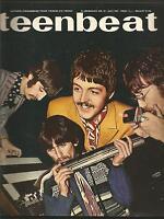 TEENBEAT Nr. 29 - Juli 1967. BEATLES, KINKS, Jimi Hendrix. Magazin Niederlande