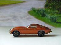 Corgi Toys 310 Chevrolet Corvette Sting Ray - rare in *copper*
