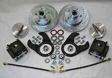 1937-1948 FORD CAR AND 1/2 TON TRUCK DISC BRAKE CONVERSION KIT