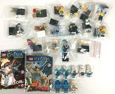 LEGO LOT 26 MINI-FIGURES SERIES CHIMA BATMAN NEXO KNIGHTS