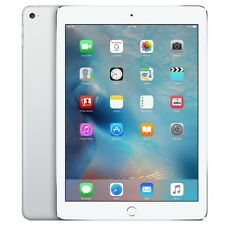 Apple iPad Air 2 64GB, Wi-Fi + Cellular (Unlocked), 9.7in - Silver