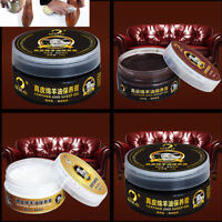 1pc 75g Leather Craft Pure Mink Oil Cream For Leather Bag Shoes Care Maintenance