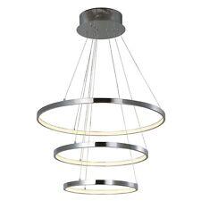 ET2 Hoops LED Pendant, Polished Chrome - E22715-PC