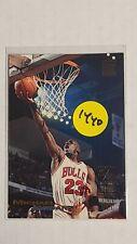 1993-94 Topps Stadium Club Michael Jordan #1 Triple Double