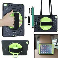 Apple iPad mini 4 Case Kickstand Shockproof Handheld / Shoulder Strap Full Cover