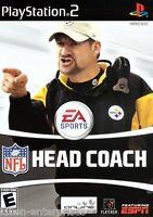 NFL Head Coach (PlayStation 2) PS2