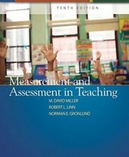 Measurement and Assessment in Teaching (10th Edition, Hardcover)