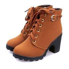 Damen Schuhe Pump Stiefel Stöckelschuhe Stiefelette Winterschuhe High Heel Boot