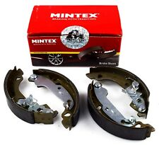 MINTEX REAR AXLE BRAKE SHOES SET FOR FORD FIESTA KA MFR524 (REAL IMAGE OF PART)