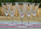 Villeroy et Boch - Service de 6 verres à vin blanc en cristal