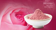 Pink Rose Petals Powder Organic Anti Ageing-Wrinkles- Mask Face,Bath Cool 3.5oz