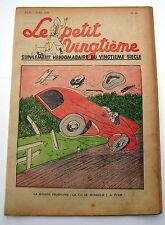 TINTIN HERGE LE PETIT VINGTIEME NO  14 de 1938  BON ETAT
