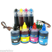 CISS & Ink Set alternative for WF-3620 WF-3640 WF-7610 WF-7620 WF-7110 CIS