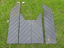 Countax C Series Foot Mats Set For Ride On Lawnmower Garden Tractor