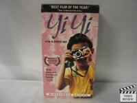 Yi Yi VHS 2 Tape Set, Wu Nienjen; Widescreen, Eng Sub