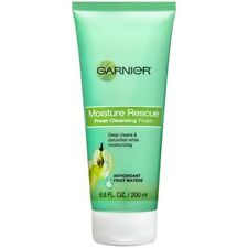Garnier Moisture Rescue Fresh Cleansing Foam Antioxidant 6.8 Oz 200 ml