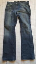 7 For All Mankind Men's Denim Jeans 34 x 34
