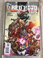 Red Hood and The Outlaws vol 1 #2 (DC, 2011) NM