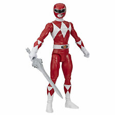 Power Rangers Mighty Morphin, 30cm Red Ranger Action Figure, Official Toy