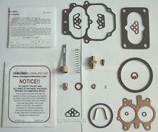 """1959-71 CARB KIT DODGE 2 BARREL CARTER BBD 360 361 383/"""" ENGINES NEW ETHANOL TOL"""