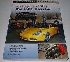 Reparaturanleitung Porsche Boxter Typ 986 / 987 Workshop Manual Book 1996 - 2010