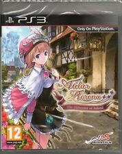 ATELIER RORONA: THE ALCHEMIST OF ARLAND GAME PS3 ~ NEW / SEALED