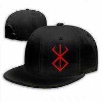 Berserk Brand Of The Sacrifice Snapback Adjustable Baseball Caps Hat