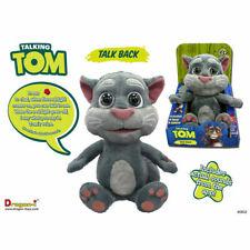 Talking Tom 80802 With Talkback Animated Plush Toys
