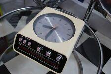 70s sace Age relojes Radio Universo WTR 5535 clockradio