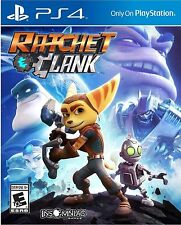 Ratchet And Clank PS4 Brand New *DISPATCHED FROM BRISBANE*