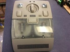 AUDI A4 FRONT ROOF OVER HEAD CONSOLE Light Grey