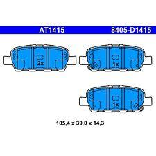 Ate AT1415 / D1415 PremiumOne Disc Brake Pads