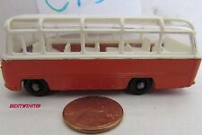 MATCHBOX 1965 LESNEY #68 MERCEDES COACH WITHOUT BOX W+