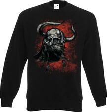 Herren-Kapuzenpullover & -Sweats mit Rundhals-Sweatshirts Untersetzte Größe
